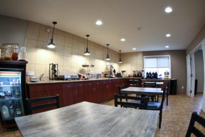 GrandStay Breakfast Room